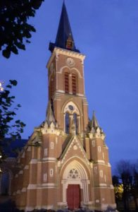 Eglise de nuit